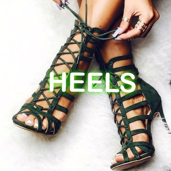 Heels Section👠